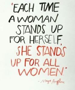 femenist quote